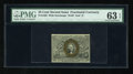 Fractional Currency:Second Issue, Fr. 1285 25c Second Issue PMG Choice Uncirculated 63 EPQ....
