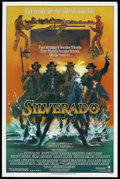 "Movie Posters:Western, Silverado (Columbia, 1985). One Sheet (27"" X 41""). Western. Starring Kevin Kline, Scott Glenn, Kevin Costner and Danny Glove..."