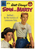 Silver Age (1956-1969):Adventure, Spin and Marty #8 (Dell, 1959) Condition: NM-....