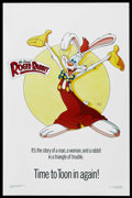 "Movie Posters:Animated, Who Framed Roger Rabbit (Buena Vista, 1988). One Sheet (27"" X 41"") Style C. Animated. ..."