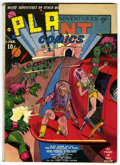 Golden Age (1938-1955):Science Fiction, Planet Comics #1 (Fiction House, 1940) Condition: FR....
