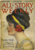Pulps:Miscellaneous, Argosy-All Story Weekly Box Lot (Munsey, 1915-38) Condition: Average VG....