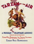 "Memorabilia:Miscellaneous, ""Tarzan of the Air"" Promo Book (Edgar Rice Burroughs Inc.,1934)...."