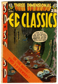 Golden Age (1938-1955):Horror, Three Dimensional EC Classics #1 (EC, 1954) Condition: ApparentGD....