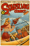 Golden Age (1938-1955):Science Fiction, Startling Comics #51 (Better Publications, 1948) Condition:VG/FN....