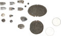 Military & Patriotic:Civil War, Small Group of Early Battlefield Relics From the Famed Rosensteel Collection at Gettysburg.... (Total: 14 Items)