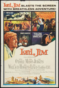 """Movie Posters:Adventure, Lord Jim (Columbia, 1965). One Sheet (27"""" X 41"""") Style B.Adventure.. ..."""