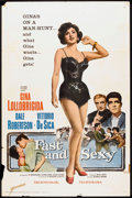 """Movie Posters:Foreign, Fast and Sexy (Columbia, 1960). One Sheet (27"""" X 41"""") & Photos (2) (8"""" X 10""""). Foreign.. ... (Total: 3 Items)"""
