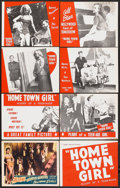 "Movie Posters:Sexploitation, Hollywood Revels Lot (Roadshow Attractions, 1946). Lobby Cards (8)(11"" X 14""). Sexploitation.. ... (Total: 8 Items)"