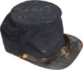 "Military & Patriotic:Civil War, U.S. M1859 Forage/ ""Bummer's"" Cap...."