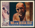 """Movie Posters:Science Fiction, War of the Colossal Beast (American International, 1958). LobbyCard (11"""" X 14""""). Science Fiction.. ..."""