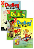 Bronze Age (1970-1979):Cartoon Character, Dudley Do-Right #1-7 Group (Charlton, 1970-71) Condition: AverageVF+.... (Total: 7 Comic Books)