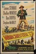 "Movie Posters:Western, Winchester '73 (Universal International, 1950). One Sheet (27"" X41""). Western.. ..."