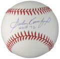 "Baseball Collectibles:Balls, Sandy Koufax ""HOF 72"" Single Signed Baseball...."