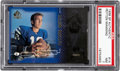 Football Cards:Singles (1970-Now), 1998 SP Authentic Peyton Manning #14 PSA NM 7....