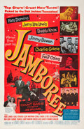 "Movie Posters:Rock and Roll, Jamboree (Warner Brothers, 1957). One Sheet (27"" X 41"").. ..."