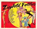 """Movie Posters:Musical, Ziegfeld Follies (MGM, 1945). Title Lobby Card and Lobby Cards (2)(11"""" X 14"""").. ... (Total: 3 Items)"""