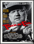 "Movie Posters:Film Noir, Touch Of Evil (Universal, R-1998). One Sheet (27"" X 39"") SS. FilmNoir.. ..."