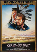 "Movie Posters:Western, Dances With Wolves (Neue Constantin, 1990). German A1 (23"" X 33"").Western.. ..."