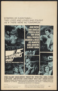 "Movie Posters:War, In Harm's Way (Paramount, 1965). Window Card (14"" X 22""). War.. ..."