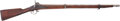Military & Patriotic:Civil War, U.S. M1842 .69 Caliber Smoothbore Percussion Musket, Harpers Ferry/ 1849, with What Is Likely a Confederate Alteration to a Mu...