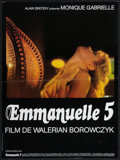 """Movie Posters:Adult, Emmanuelle 6 Lot (A.S.P., 1988). French Petites (2) (15"""" X 20"""" and 15.75"""" X 21.25""""). Adult.. ... (Total: 2 Items)"""