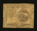 Colonial Notes:Continental Congress Issues, Continental Currency February 17, 1776 $4 Fine....