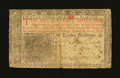 Colonial Notes:New Jersey, New Jersey March 25, 1776 12s Fine-Very Fine....