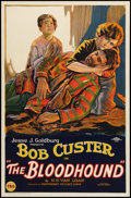 "Movie Posters:Drama, The Bloodhound (FBO, 1925). One Sheet (27"" X 41"") Style A. Drama....."