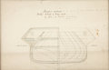 Military & Patriotic:Civil War, Civil War: Original Plan for the Sander's Contract Ironclad by John Luke Porter, Confederate States Naval Constructor, Circa 1...