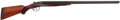 Military & Patriotic:WWI, Near Mint L. C. Smith Ideal Grade 16 Gauge Double Barrel Shotgun, #5-35722, Manufactured in Early 1921....