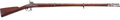Military & Patriotic:Civil War, U.S. M1842 .69 Caliber Smoothbore Percussion Musket, Harpers Ferry/ 1848, with Period ID to Martin H. Markle, 120th New York V...