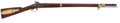 Military & Patriotic:Civil War, U.S. M1841 .58 Caliber Percussion Mississippi Rifle, Robbins & Lawrence/ 1850 with Period ID to the 46th Mass. Vol. Inf. ...