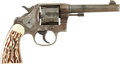 """Military & Patriotic:WWI, Colt U.S. Army Model 1917 Double Action Revolver. Cal. .45. SerialNumber 224270. 5½"""" Barrel. ..."""