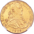 Mexico, Mexico: Ferdinand VII gold 8 Escudos 1808TH,...