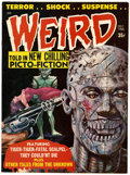 Magazines:Horror, Weird V2#1 (#4) (Eerie Publications, 1966) Condition: NM-....