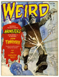 Magazines:Horror, Weird V1#10 (#1) (Eerie Publications, 1966) Condition: NM-....