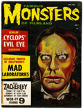 Magazines:Horror, Famous Monsters of Filmland #7 (Warren, 1960) Condition: VG-....