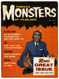 Magazines:Horror, Famous Monsters of Filmland #2 (Warren, 1958) Condition: VG....