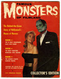 Magazines:Horror, Famous Monsters of Filmland #1 (Warren, 1958) Condition: GD/VG....