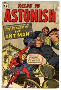 Silver Age (1956-1969):Superhero, Tales to Astonish #35 (Marvel, 1962) Condition: VG-....