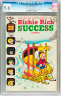 Bronze Age (1970-1979):Humor, Richie Rich Success Stories #37 File Copy (Harvey, 1971) CGC NM+9.6 Cream to off-white pages....