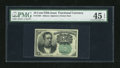 Fractional Currency:Fifth Issue, Fr. 1264 10c Fifth Issue PMG Choice Extremely Fine 45EPQ....