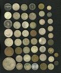 Afghanistan, Afghanistan: Collection of Royal Afghan Types & Dates,... (Total: 50 coins)