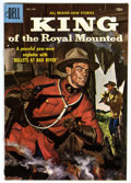 Silver Age (1956-1969):Adventure, King of the Royal Mounted #23 Mile High pedigree (Dell, 1957) Condition: NM....