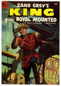 King of the Royal Mounted #19 Mile High pedigree (Dell, 1955) Condition: NM