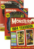 Magazines:Horror, Famous Monsters of Filmland Box Lot (Warren, 1963-79) Condition: Average VG....