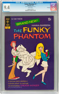 Bronze Age (1970-1979):Cartoon Character, The Funky Phantom #1 File Copy (Gold Key, 1972) CGC NM 9.4 Whitepages....