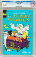 Bronze Age (1970-1979):Cartoon Character, The Funky Phantom #10 (Whitman, 1974) CGC NM+ 9.6 White pages....