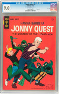 Silver Age (1956-1969):Adventure, Jonny Quest #1 File Copy (Gold Key, 1964) CGC VF/NM 9.0 Off-white pages....